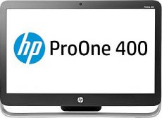 Моноблок HP ProOne 400 AIO (Core i5/4570T/2900Mhz/4096Mb/500Gb/19.5/DVDRW/WiFi/BT/W8.1/Black)