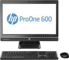 Моноблок HP ProOne 600 (Core i5/4570S/4Gb/1Tb/HD7650A/2Gb/21.5 IPS/DVDRW/W8Pro64/WiFi/Black)